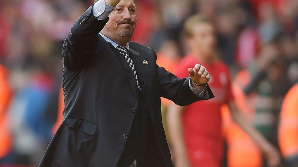Benítez duda entre su prestigio y  su corazón para seguir en el Newcastle