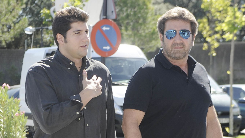 Foto: Julián Contreras hijo y Julián Contreras padre están arruinados por un mal negocio (Gtres)