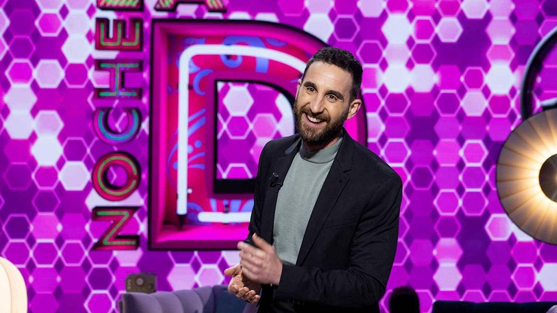Dani Rovira, en 'La noche D'. (TVE)