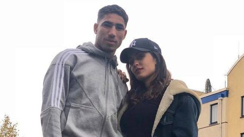 Hiba Abouk está embarazada: ¿quién es el padre del bebé que espera la actriz?