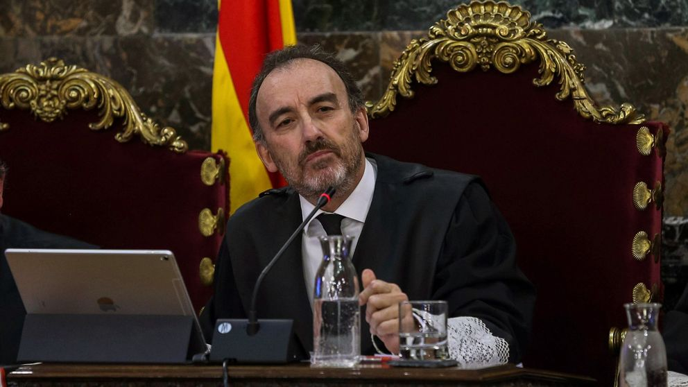 Los mejores momentos del juez Marchena en el juicio del 'procés'