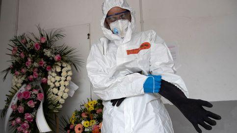 España ya supera a China en el número de fallecidos por coronavirus con 3.434 muertes