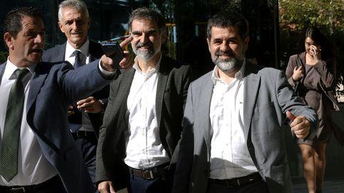 Las cartas de los 'Jordis': el fin no debe ser la libertad sino afrontar el embate del Estado