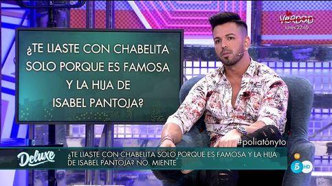 'Sábado Deluxe': Tony confiesa que se acostó con Chabelita por ser una famosa
