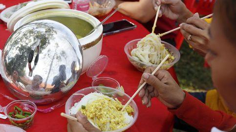 Mueren nueve personas de una familia china después de comer noodles tóxicos