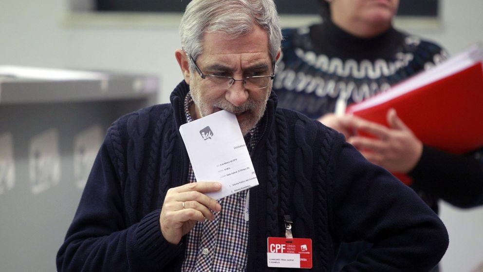 Llamazares vaticina el fin de Izquierda Unida: Va a ser aplastada por Podemos