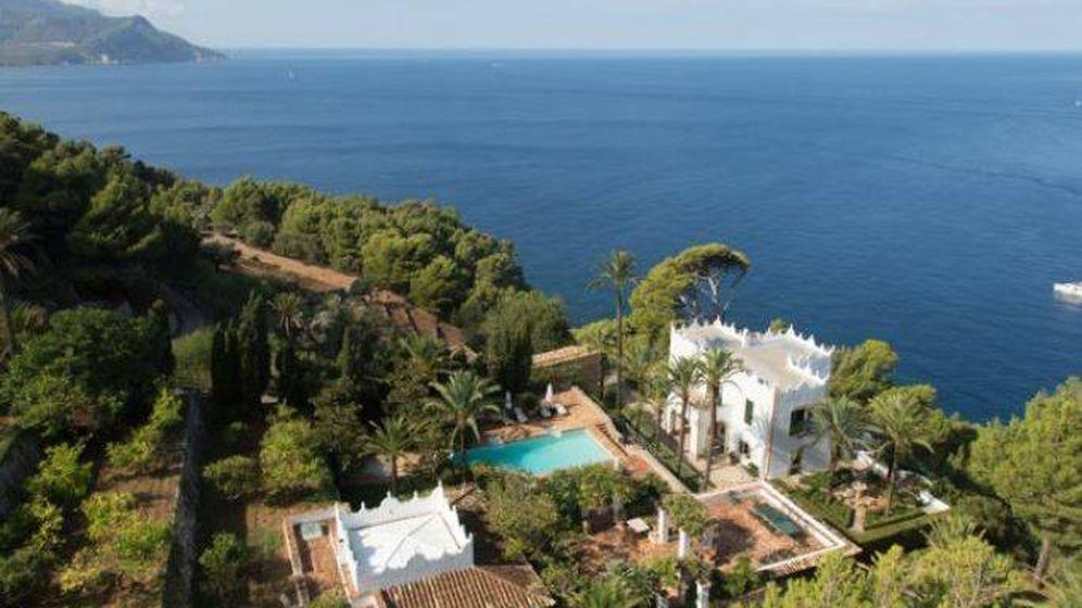 Foto: S'Estaca, la impresionante mansión a la venta de Michael Douglas. (Engel & Völkers)