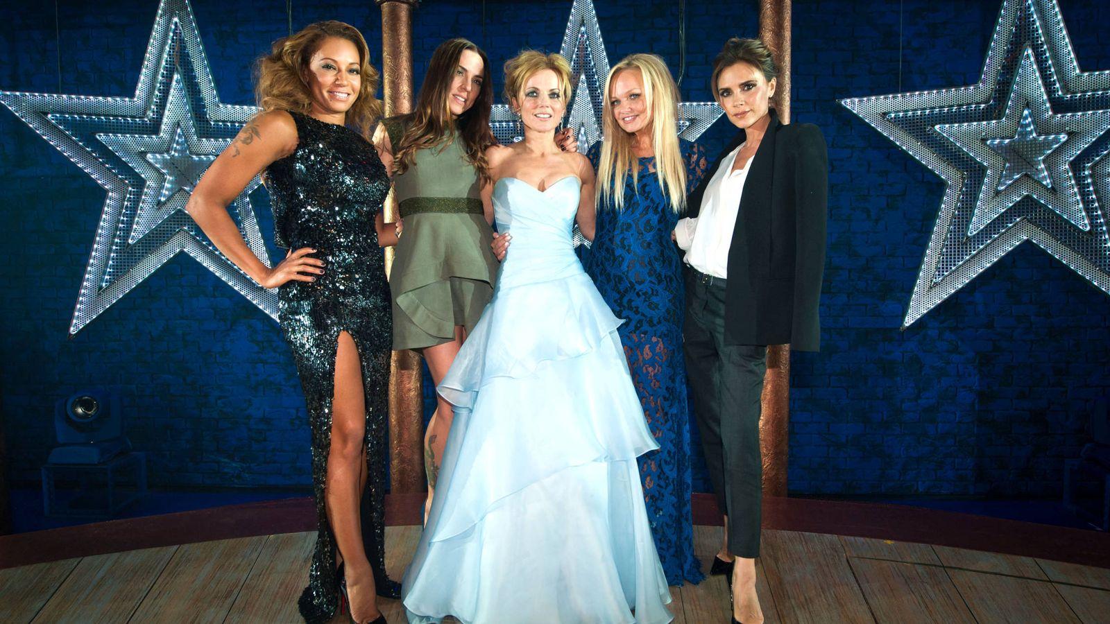 Foto:  Las Spice Girls en una imagen de 2012. (Gtres)
