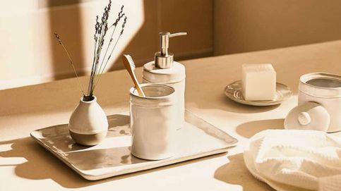 Marca la diferencia en tu baño con estos estilosos sets de Zara Home