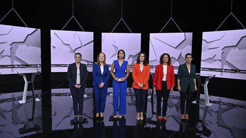 Parecidos razonables y un detalle de vestuario: los 'memes' del debate
