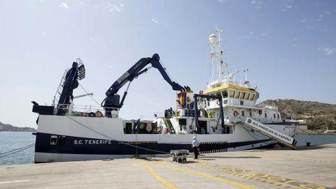 Dimite el jefe de la oceanografía tras el fallo burocrático que les dejó sin barcos en el mar