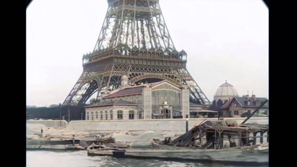 Disfruta de un increíble paseo en 4K por el París de 1890