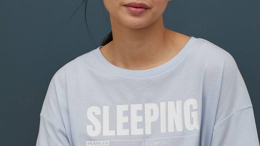 Este pijama de H&M está diseñado para las que atesoran las horas de sueño como joyas