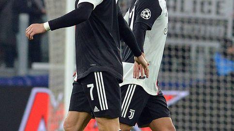 La derrota del Atlético ante la Juventus y un cambio para no enfadar a Cristiano