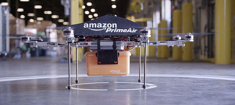 Foto: Los 'drones' serán lo de menos en el impactante movimiento de Bezos