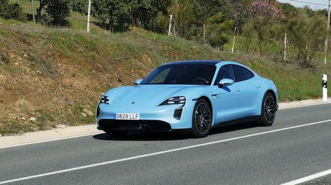 Porsche Taycan Turbo, la berlina deportiva de otra dimensión