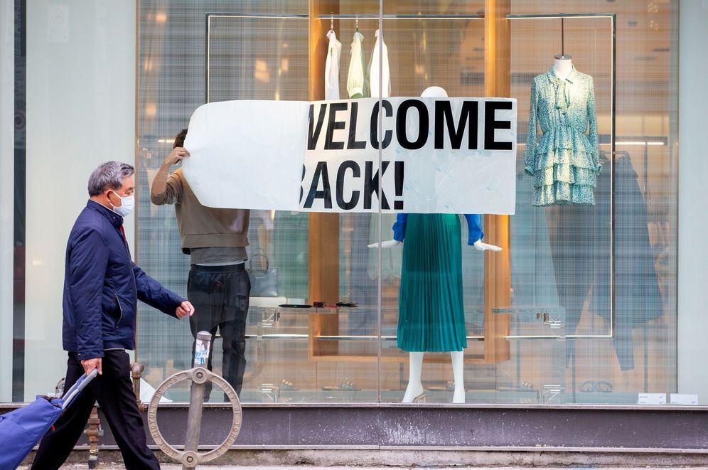 Foto: Zara ha consensuado con CCOO y  UGT el plan de vuelta a las tiendas