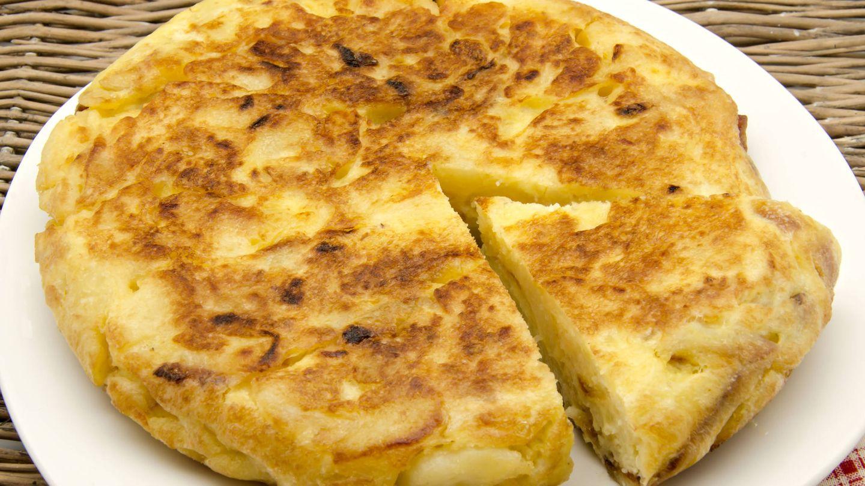 Tortilla de patatas. (iStock)
