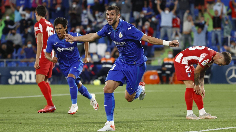 Mitrovic celebra su tanto. (Reuters)