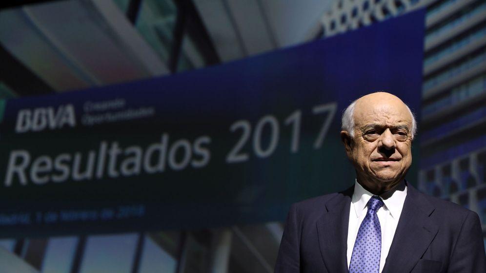 Foto: Francisco González, presidente del BBVA. (Reuters)