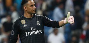 Post de Los 14 millones para que el Real Madrid envíe a Keylor Navas al Arsenal