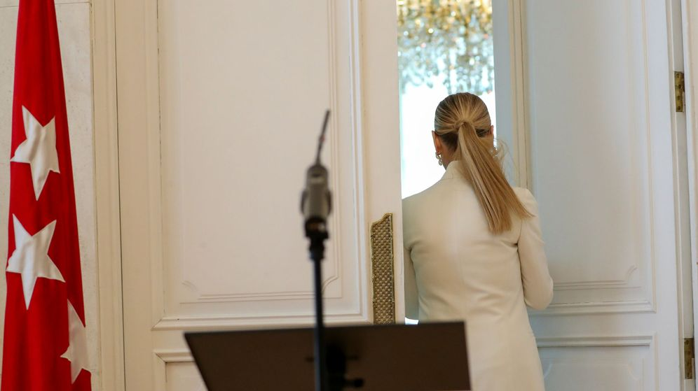 Foto: La expresidenta de la Comunidad de Madrid Cristina Cifuentes. (Reuters)