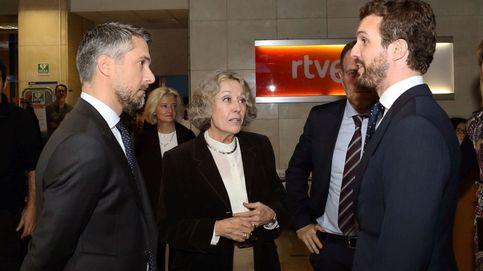 El PP denuncia a RTVE ante la Junta Electoral por 'silenciarlos' en campaña y sacar a Vox
