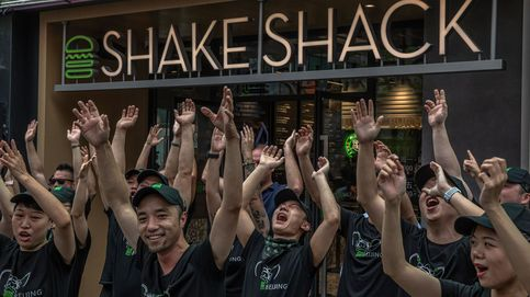 Shake Shack abre su primer local en China