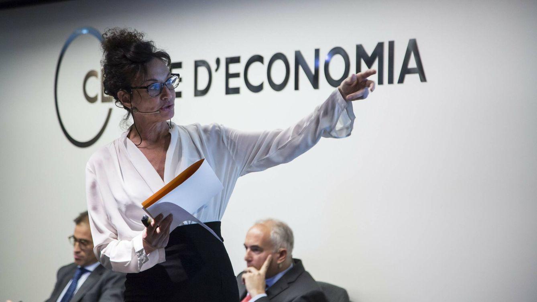 Una mujer para el Cercle: la élite catalana, ante la candidatura de Rosa Cañadas