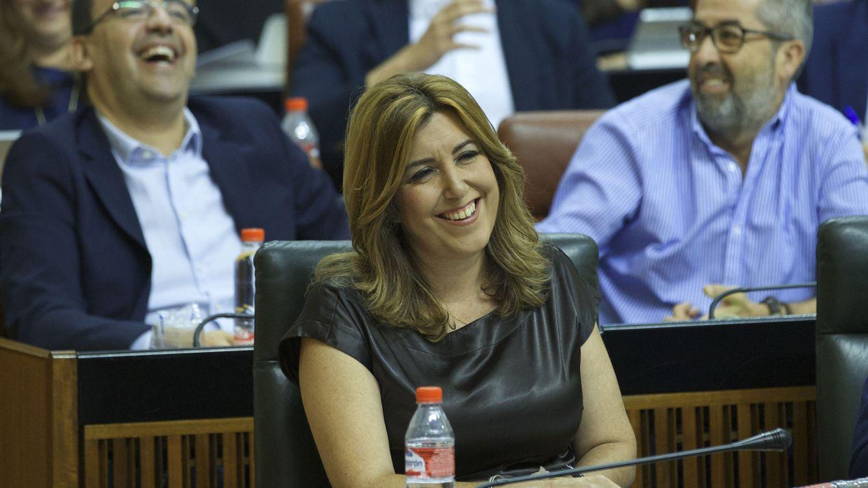 'Comisiones fantasma' del Parlamento andaluz: cero trabajo y dietas de 500 euros