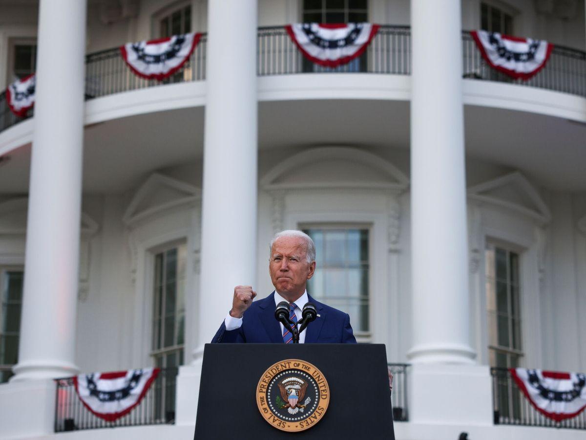 Foto: Presidente de EEUU, Joe Biden (EFE)