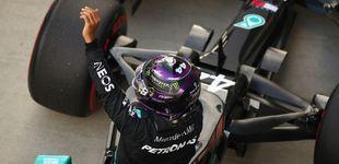 Post de Fórmula 1: Hamilton destroza a todos en Rusia y Carlos Sainz saldrá sexto