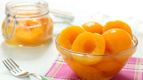 La receta tradicional para hacer la fruta más rica: el almíbar