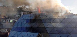 Post de Desalojada la sede del Celta en Vigo tras registrarse un incendio en el interior