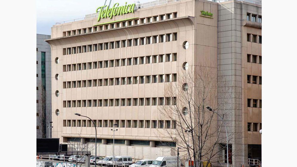 Foto: BNP cierra la gran operación de alquiler del año en la sede de Telefónica I+D