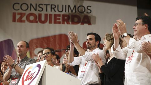 Garzón, nuevo líder de IU: La campaña del miedo de PP y C's no va a funcionar el 26-J