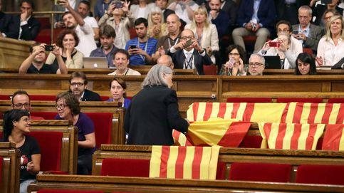 Àngels Martínez, la exdiputada que sigue a Fachin y quitó las rojigualdas