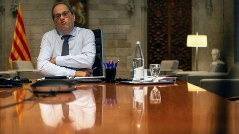 Torra y Puigdemont dejan la Generalitat sin Presupuestos en medio de la crisis