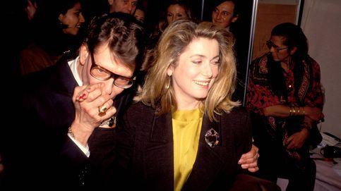 El romance de Catherine Deneuve e Yves Saint Laurent firma hoy su final