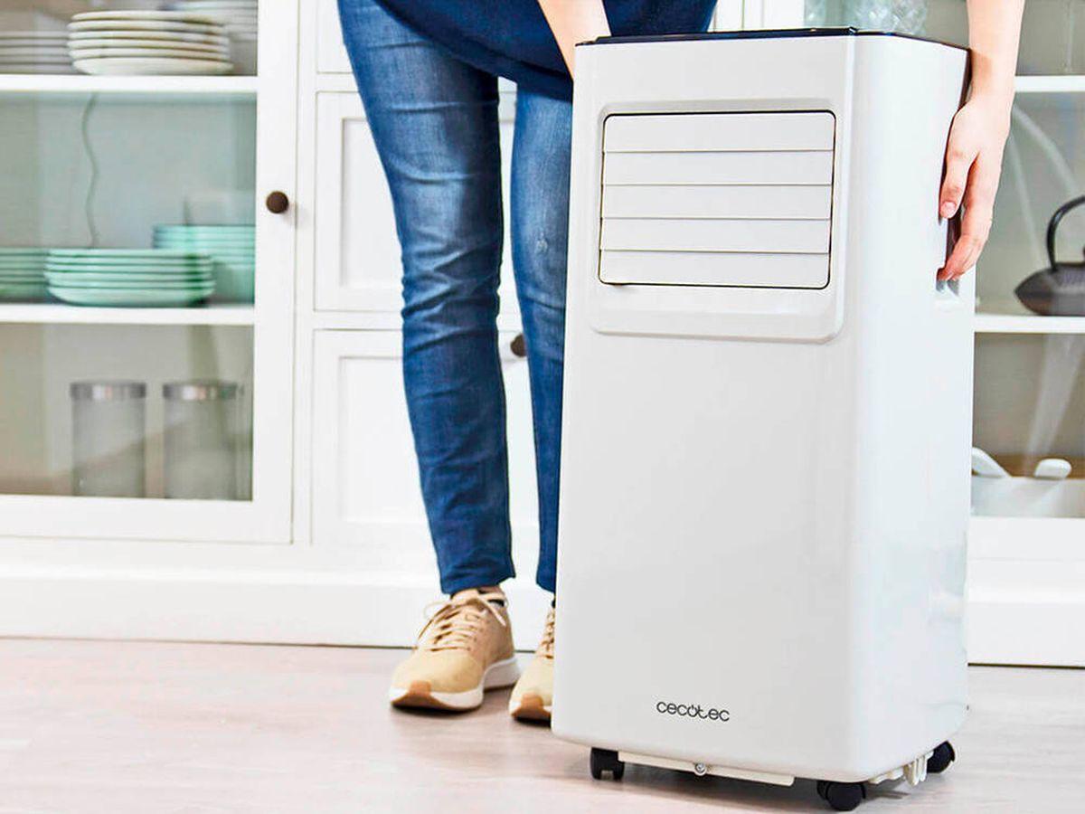 Foto: Aire acondicionado Cecotec: opciones portátiles y split al mejor precio (Cecotec)