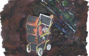 Siguiendo a Stephen Hawking, sé que todo va a salir bien
