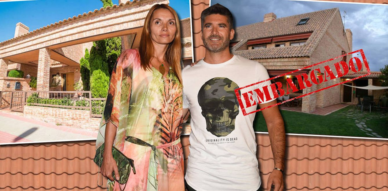 Foto: Toño Sanchís y Lorena en un fotomontaje realizado en Vanitatis