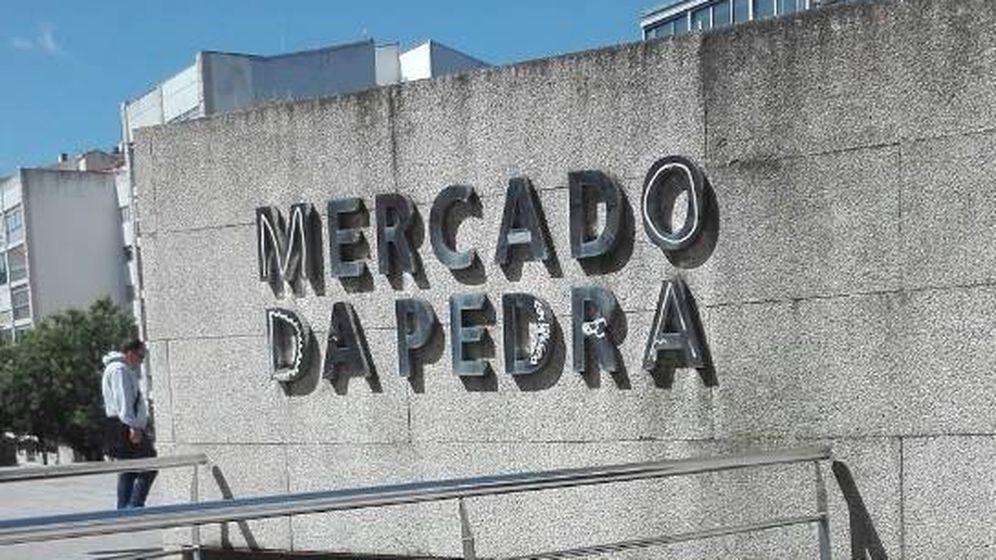 Foto: Mercado de A Pedra. (Google Maps)