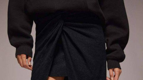 Zara tira la casa por la ventana y vende por 8 euros la falda midi que aman las influencers
