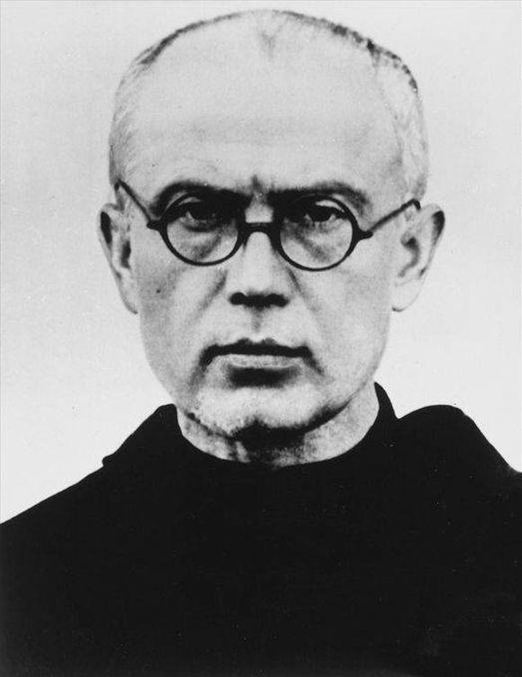 Foto: Maximilian Kolbe. (Wikipedia)