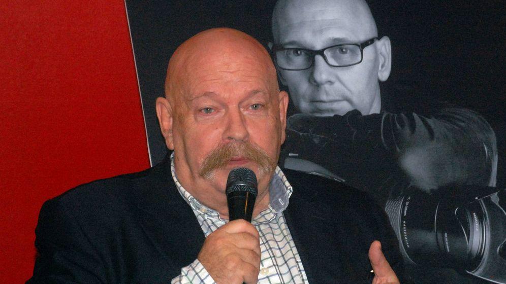 Foto: José María Íñigo, en una imagen de archivo. (Gtres)