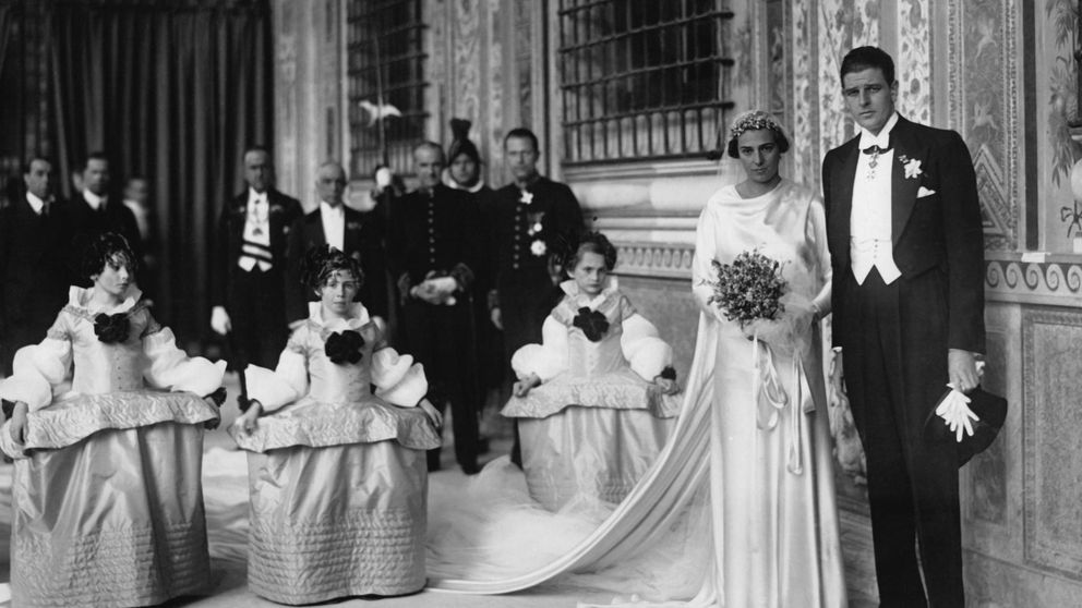 Los primos italianos de Felipe VI: del 'conde' televisivo a la princesa de Luxemburgo