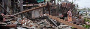La radio estatal birmana eleva a 22.464 el número de muertos por el ciclón
