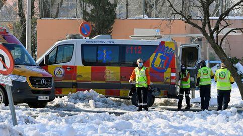 Hallado el cadáver de un sintecho sin signos de violencia en Madrid