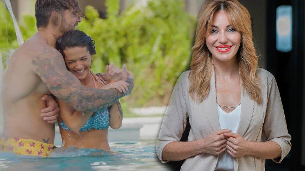 Ania Iglesias ('GH 1'), sin piedad sobre 'La isla de las tentaciones': Es 'Fast Food